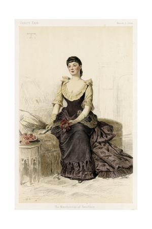 Fashion, Tweeddale 1884