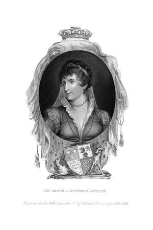 Jane Duchess of Gordon 1