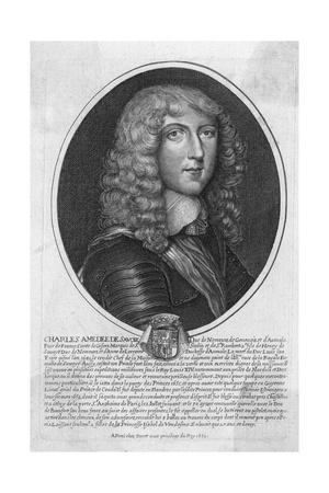 Charles Duc de Nemours