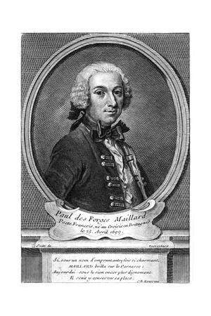 Paul Desforges Maillard