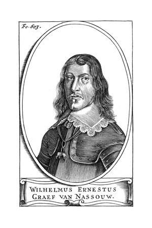 Willem Ernest Van Nassau