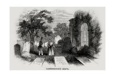 Gainsborough, Grave