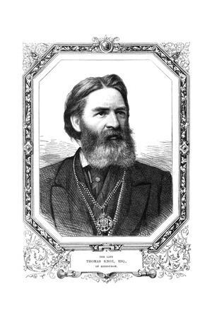 Thomas Knox, Reformer