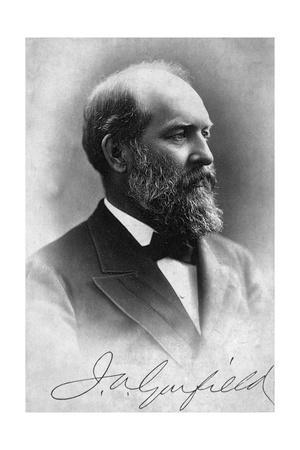 James Abraham Garfield