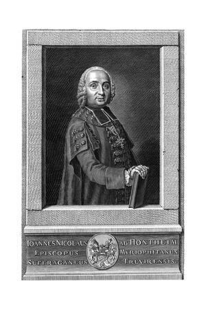 Johann Niucolas Hontheim