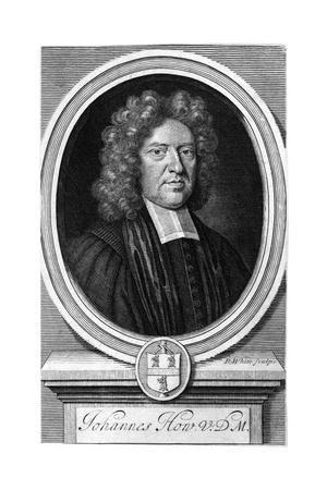 John Howe, Churchman