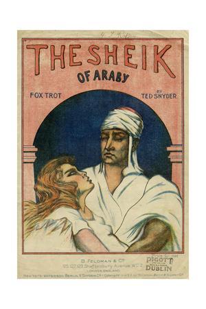Sheik of Araby