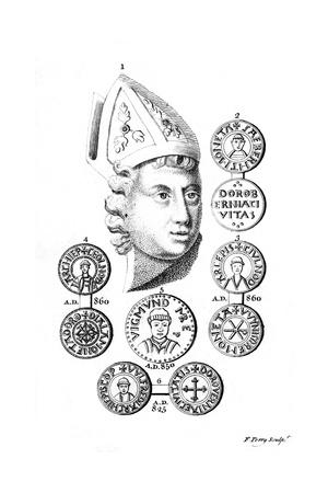 Thurcytel, Abbot