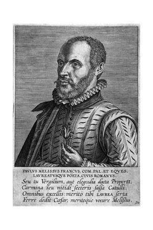 Paul Melissus