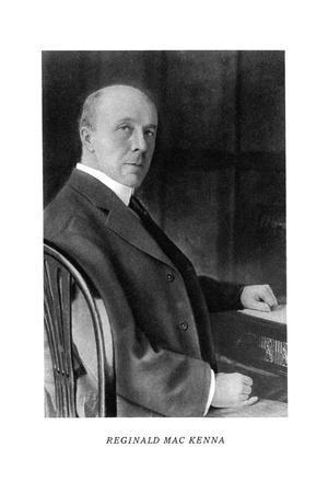 Reginald Mackenna
