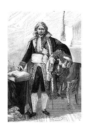 Joseph Comte Portalis