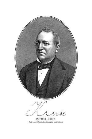 Heinrich Kruse