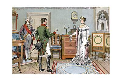 Napoleon and Luise