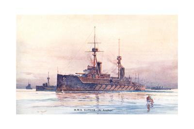 HMS Superb