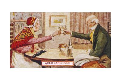 Burns, Auld Lang Syne