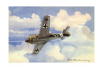 Focke-Wulf 190 Fighter