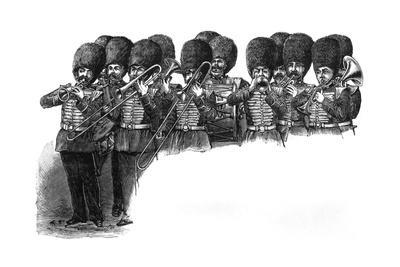 Grenadier Guards Perform