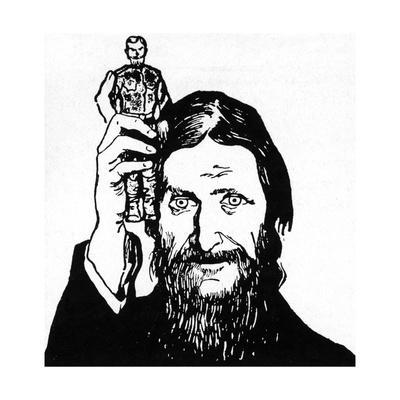 Rasputin Satirised