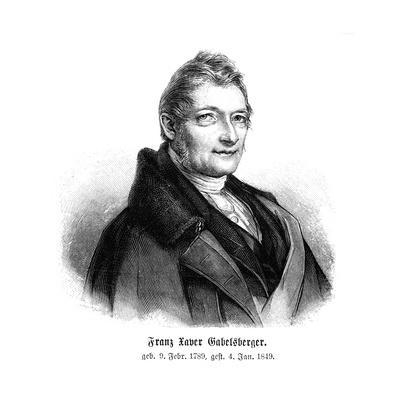 Franz Gabelsberger