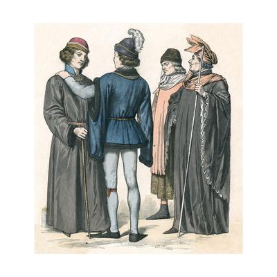 Frenchmen of 1470