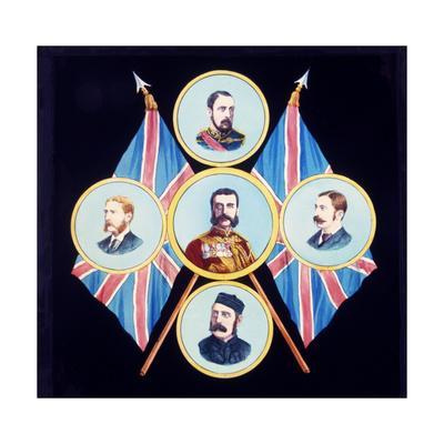 Lantern, Zulu, Heroes 1879