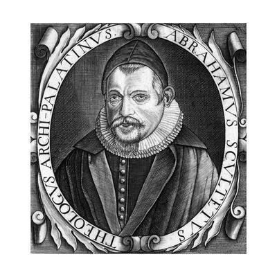 Abraham Scultetus