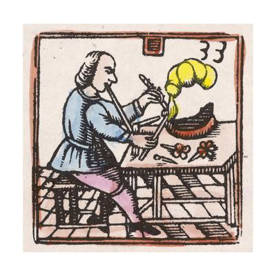 Hatmaking C17Th