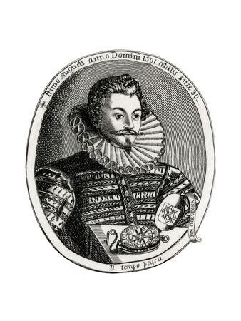 John Harington, Age 30