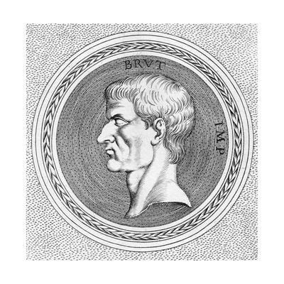 Marcus Junius Brutus, Sil