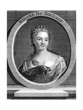 Marie Anne Du Boccage