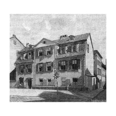 Schiller Weimar Home