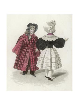 Outdoor Girls 1832