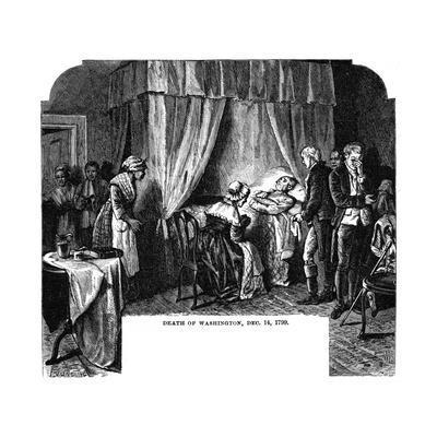 Death of Washington