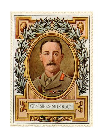 General Sir a Murray, Stamp