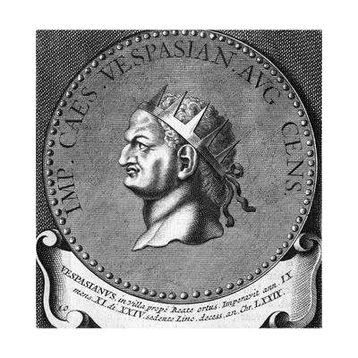 Vespasianus Crowned