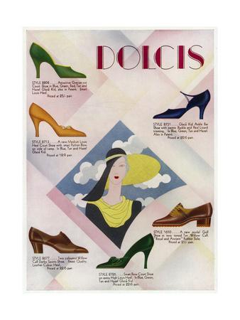 Dolcis Advert 1931