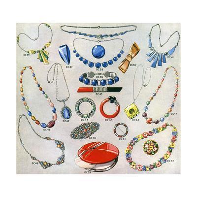 Jewellery 1933