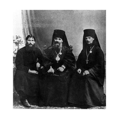 Rasputin and Clergy