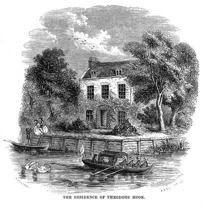 Theodore Hook's Home