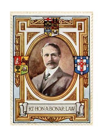 Andrew Bonar Law, Stamp