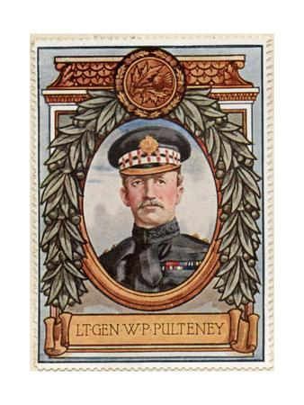 Sir William P. Pulteney, Stamp