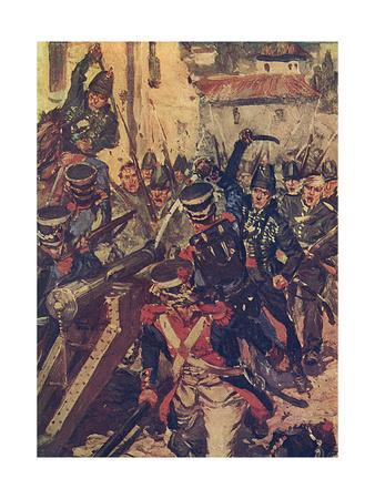 Battle of Vittoria 1813