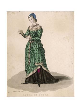 Laura de Noves, Green Dre