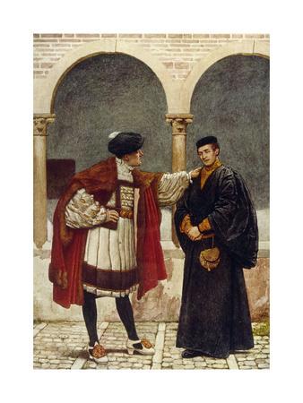 Shakespeare, Merchants