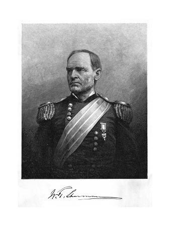 Wm. Tecumseh Sherman