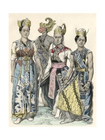 Javanese Actors