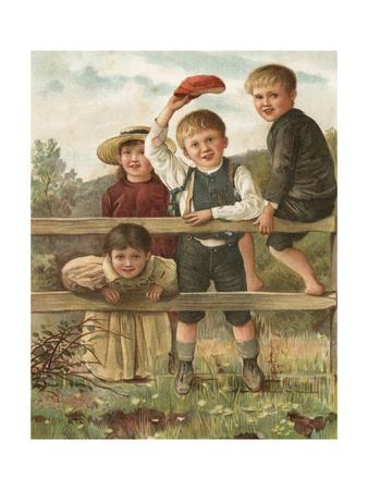 Country Children, Trains