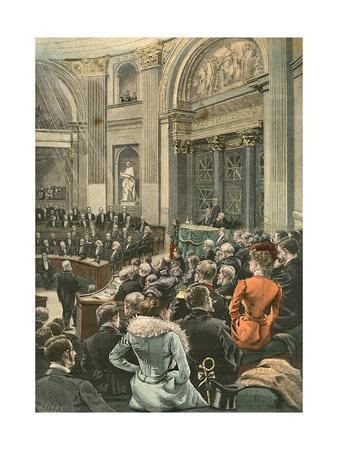 Acad Francaise 1900