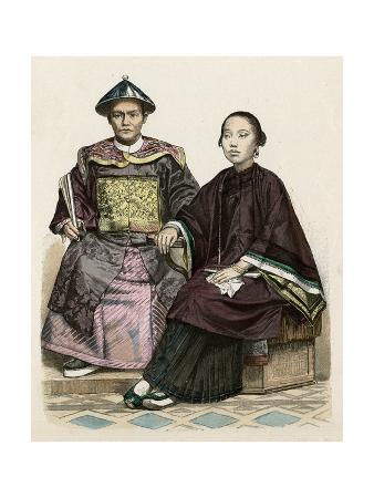Racial, China, Merchant