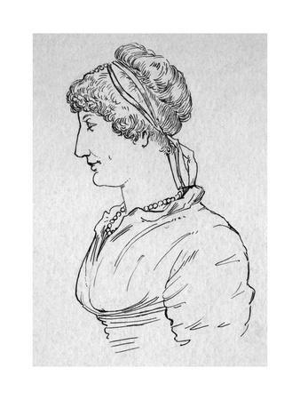 Maria Disraeli (Mother)